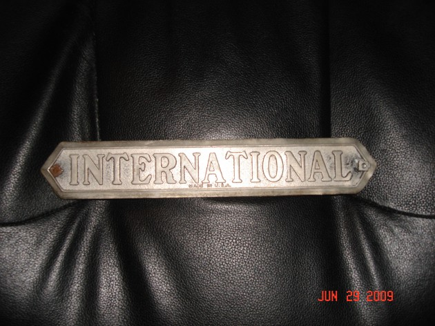 'Binder badge
