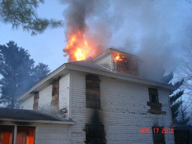 Carlson House The End
