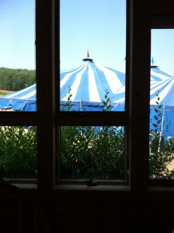 Big Top from Spirit Cabin