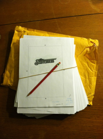 Scavengers Galley Proofs