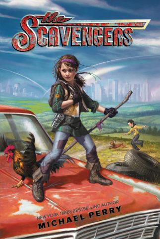 Scavengers paperback